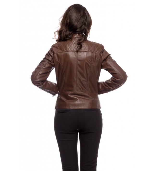 JACKET 02 ADOKAHVE LEATHER 2