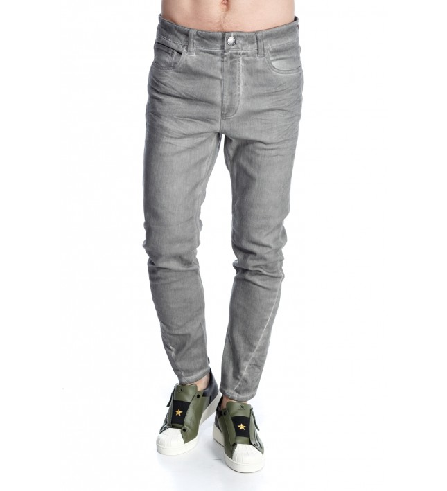 JOKER MAN MC GRAY PANTS