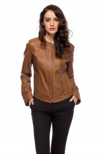 JACKET PILISE TABA BAYAH LEATHER
