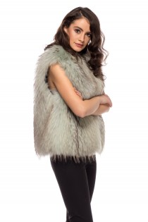 VEST TRF ARTIC MARB BLUE FOX-A