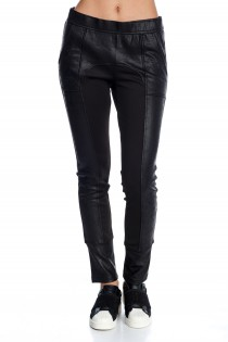 DEER WOMAN BLACK PANTS