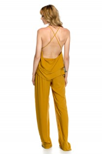 Breeze Pants Mustard