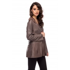 JACKET GINGENE  GHIFT LEATHER