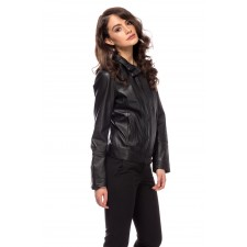 JACKET 05 SIYAH LEATHER