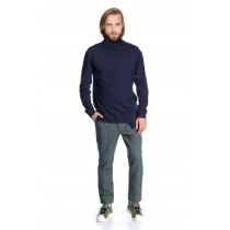 ALLADIN MAN BLUE OLD SWEATER