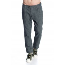 JORDAN GREEN OLD PANTS / MAN