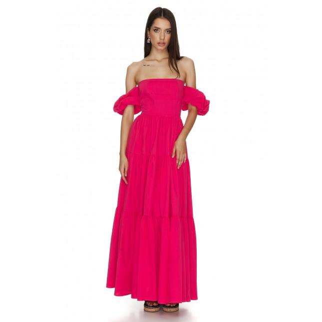 Lorette Pink Dress