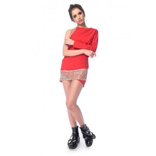 Rochie Naomi Red