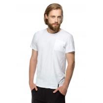 Tricou alb pentru barbati