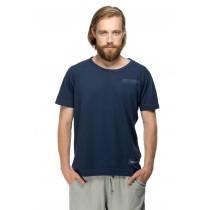 Tricou albastru pentru barbati