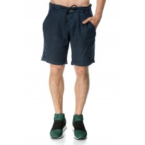Pantaloni scurti albastri pentru barbati, casual
