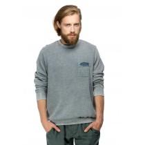 Bluza casual gri pentru barbati