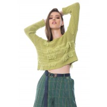 Green Life Blouse