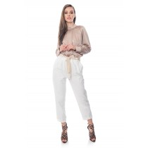 Bianco Pants