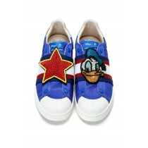 Moa Disney Satin Blue