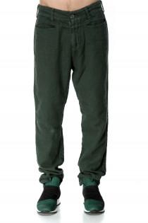 Pantaloni casual verzi, pentru barbati