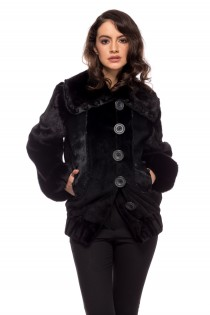 JACKET BLACK MYST