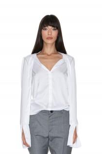 Tavina White Shirt