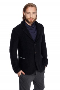 HARRISON MAN BLACK JACKET