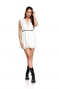 Ayana White Dress