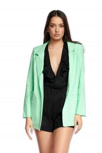 Alma Mint Jacket