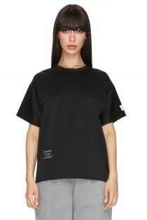 Zey Black T-shirt