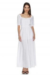 Charlote White Dress