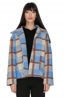 Tina Blue Jacket