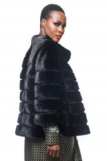 Casablanca Black Mink