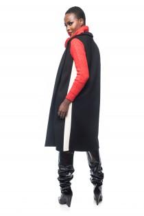 Vesta Dama Isabelle Black Vest