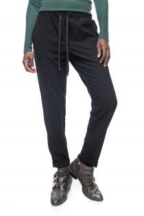 Pantaloni Casual Dama Astrid Black