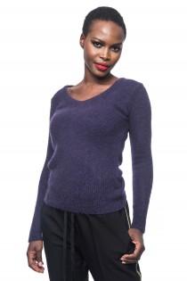 Helmi Purple Blouse