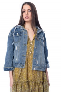 Jacketa Ava Denim