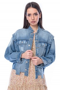 Jacketa Fight Denim