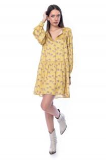 Rochie Yellow Zoya