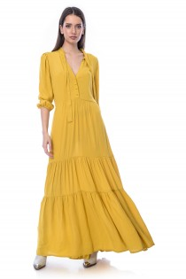 Rochie Yellow Amora