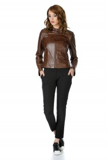 Jacket Kauve Leather
