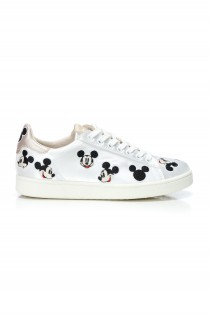 Moa Disney Satin White