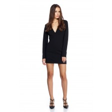 VICTORIA DRESS BLACK