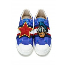Moa Disney Satin Blue