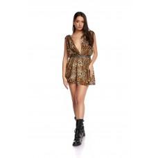 Ayana Print Dress
