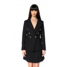 Evy Black Jacket