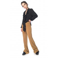 Pantaloni Cecilia Gold