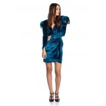 MARVEL DRESS BLUE