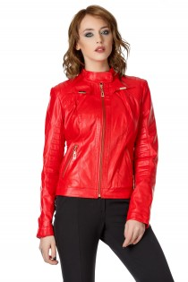Paola Red Jacket